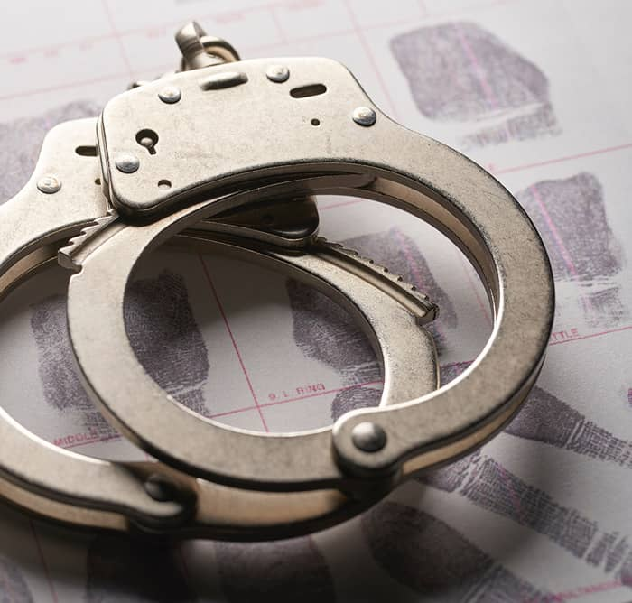 criminal records database searches